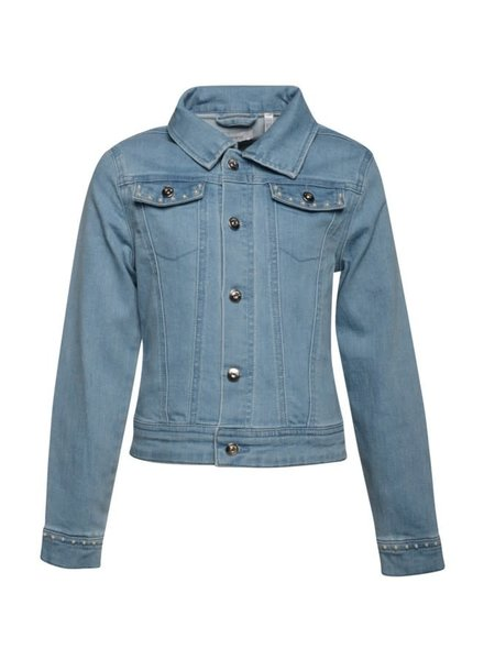 Charlie Baby jeansjas denim light