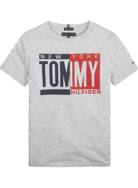 Tommy Hilfiger Puff print tee s/s