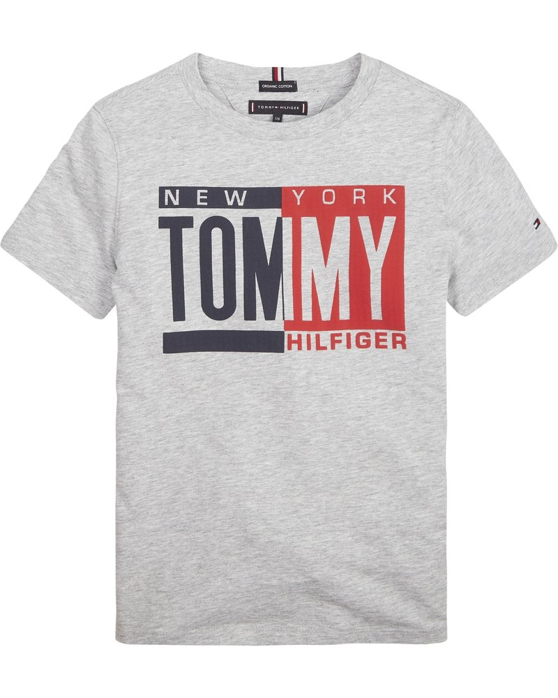 Tommy Hilfiger Puff print tee s/s