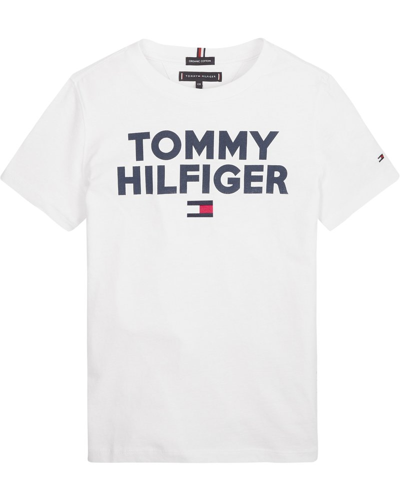 Tommy Hilfiger Logo tee s/s