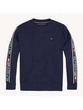 Tommy Hilfiger Intarsia Logo rib sweater