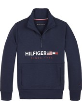 Tommy Hilfiger Flags interlock 1/2 ZIP