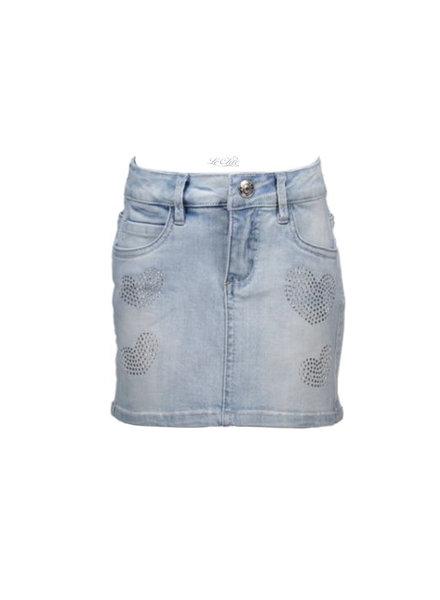 Girls skirt heart