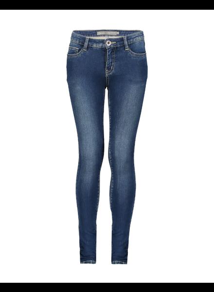 Geisha Jeans blue denim stonewash
