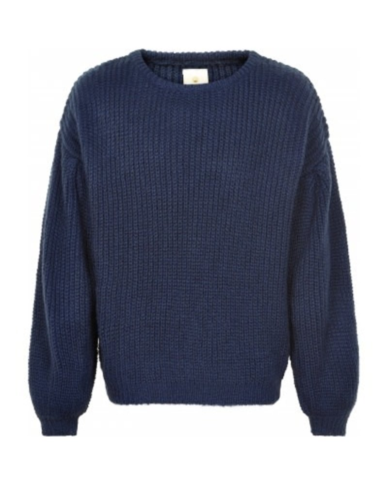 The New Moma knit pullover