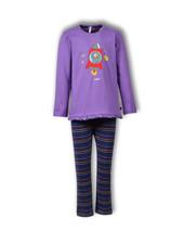 Woody Meisejs-Dames pyjama hyacinth