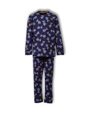 Woody Jongens-Heren pyjama, S+Z aop dodo all-over print