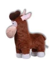 Woody Knuffel alpaca groot