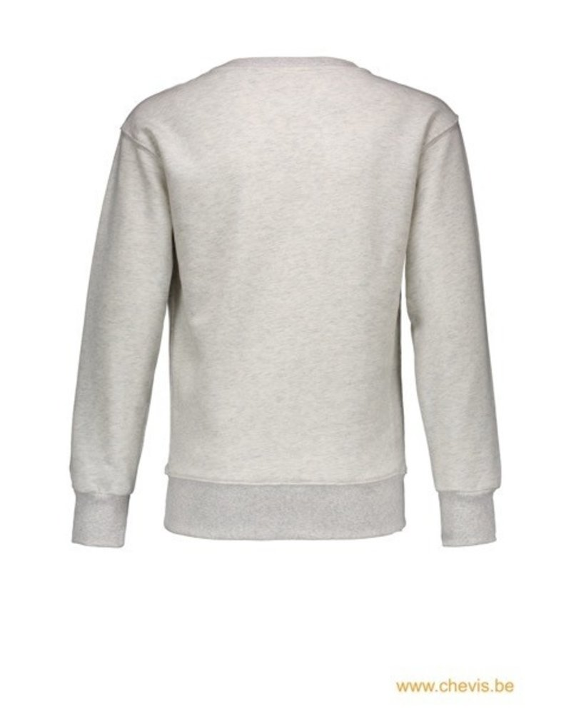 Street called Madison Charlie sweater - CHARLIE (grijs)