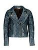 Street called Madison Luna imi leather jacket BIKER