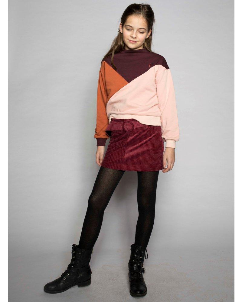 Street called Madison Luna corduroy skirt TWIGGI
