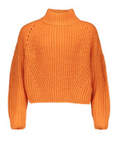 Street called Madison Luna heavy knit sweater BRIGHT