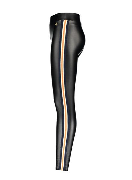 Street called Madison Luna rubber fleece legging COVER UP
