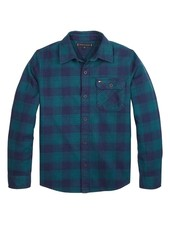 Tommy Hilfiger TJ DG Flannel check shirt