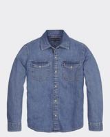 Tommy Hilfiger Boys basic shirt BMR