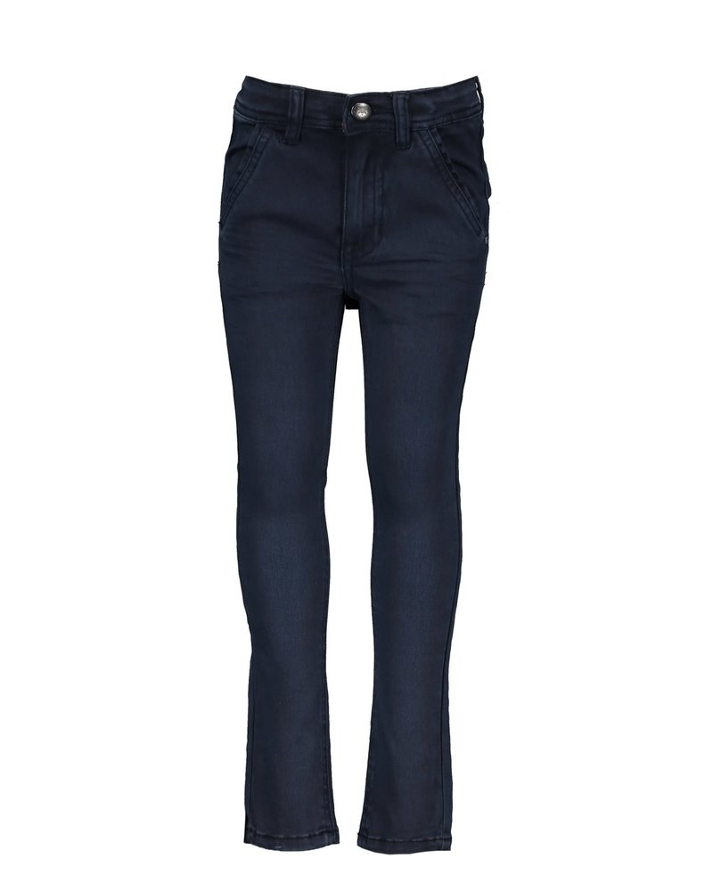 LCEE Trousers twill basic blue navy