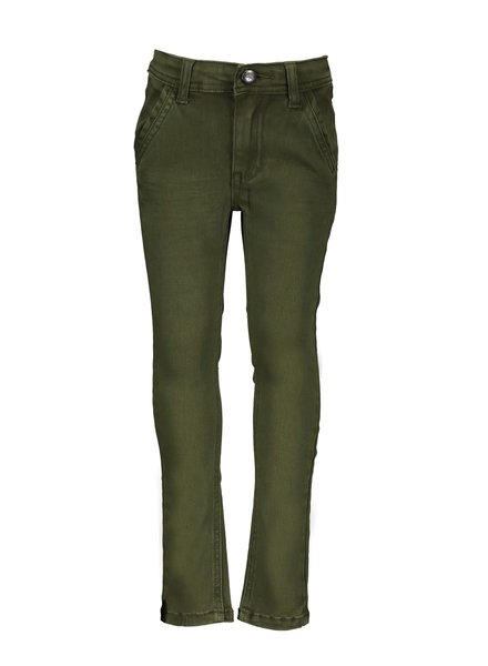 LCEE Trousers twill basic castle green