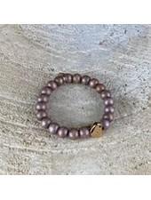 Miracles Bracelet zia gold w/ heart