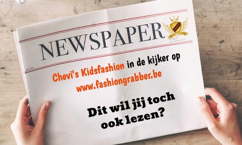 Fashiongrabber meets Chevi's