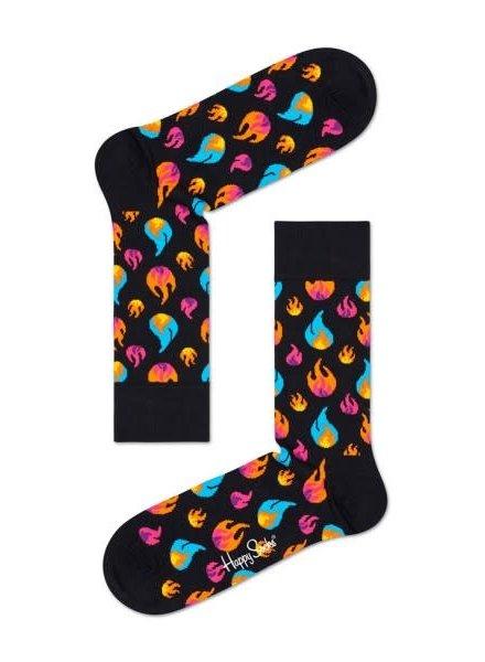 Happy Socks Flames Happy Socks
