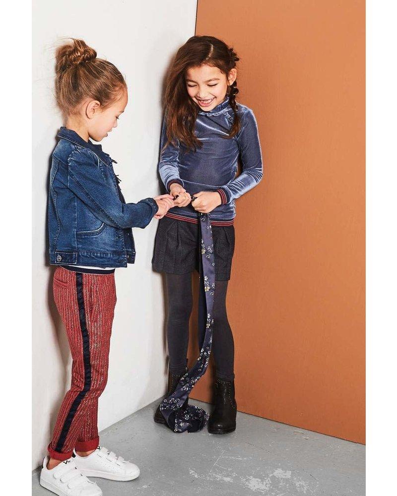 NoNo Sumi pants with elastic waistband