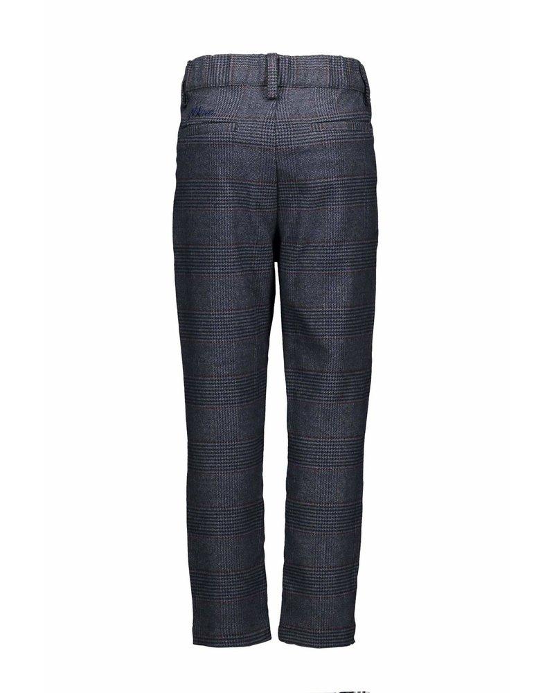 NoNo Sheck check woven pants