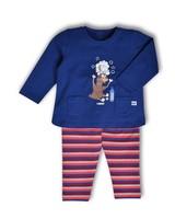 Woody Pyjama alpaca baby 9mnd