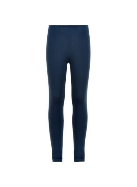 The New Belle leggings solid noos blauw