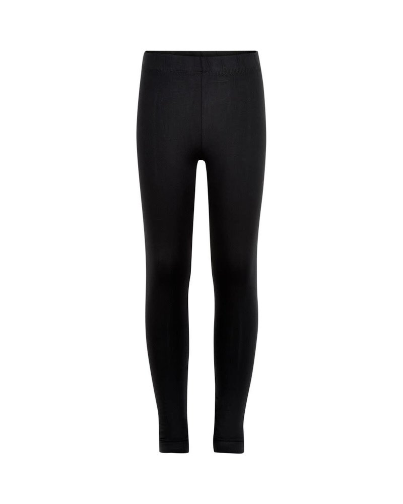 The New Belle leggings solid noos zwart