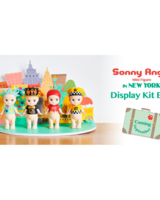 Sonny Angel Sonny Angel in New York display kit box