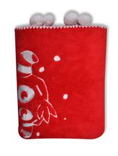 Woody Plaid kerst rood