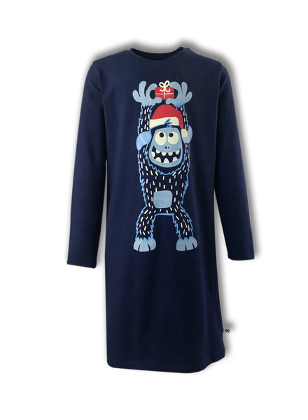 Woody Nachtkleedje yeti