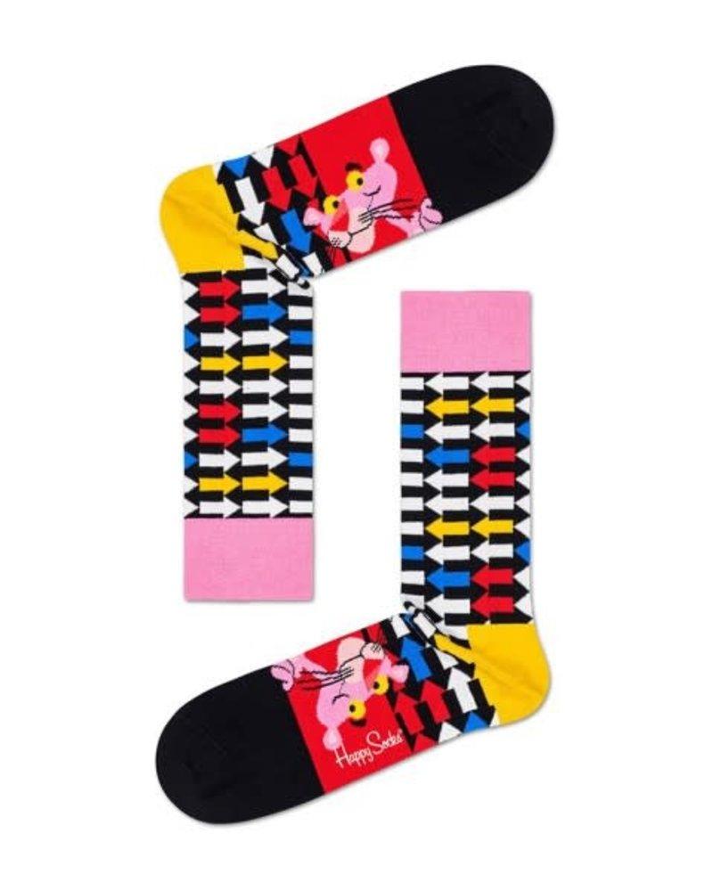 Happy Socks Pink Panther pijltjes