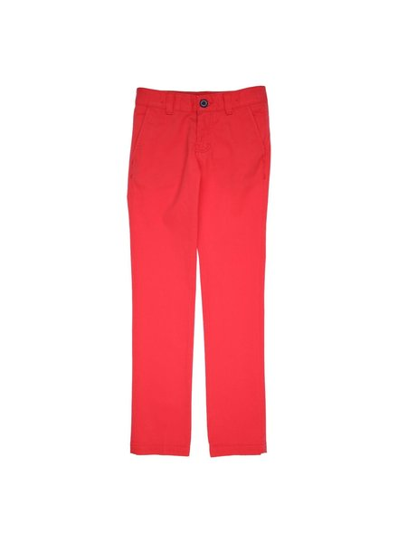gymp Rode chino broek - 410-0276-40