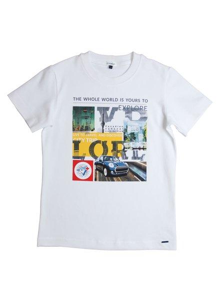 gymp Explore the world tshirt