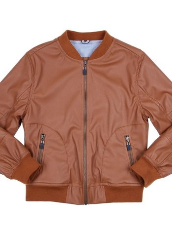 gymp Cognar bomber leather