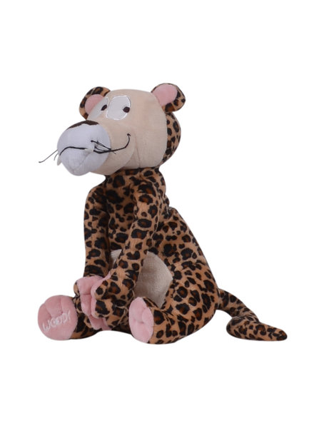 Woody Knuffel panther klein