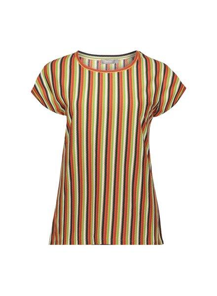 Geisha T-shirt fancy jersey s/s