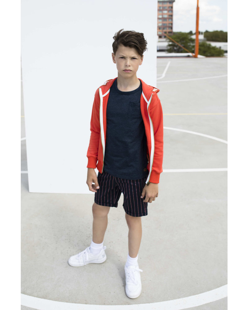 Street called Madison Charlie striped short SUIT UP/ no wash