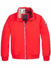 Tommy Hilfiger Essential jacket rood