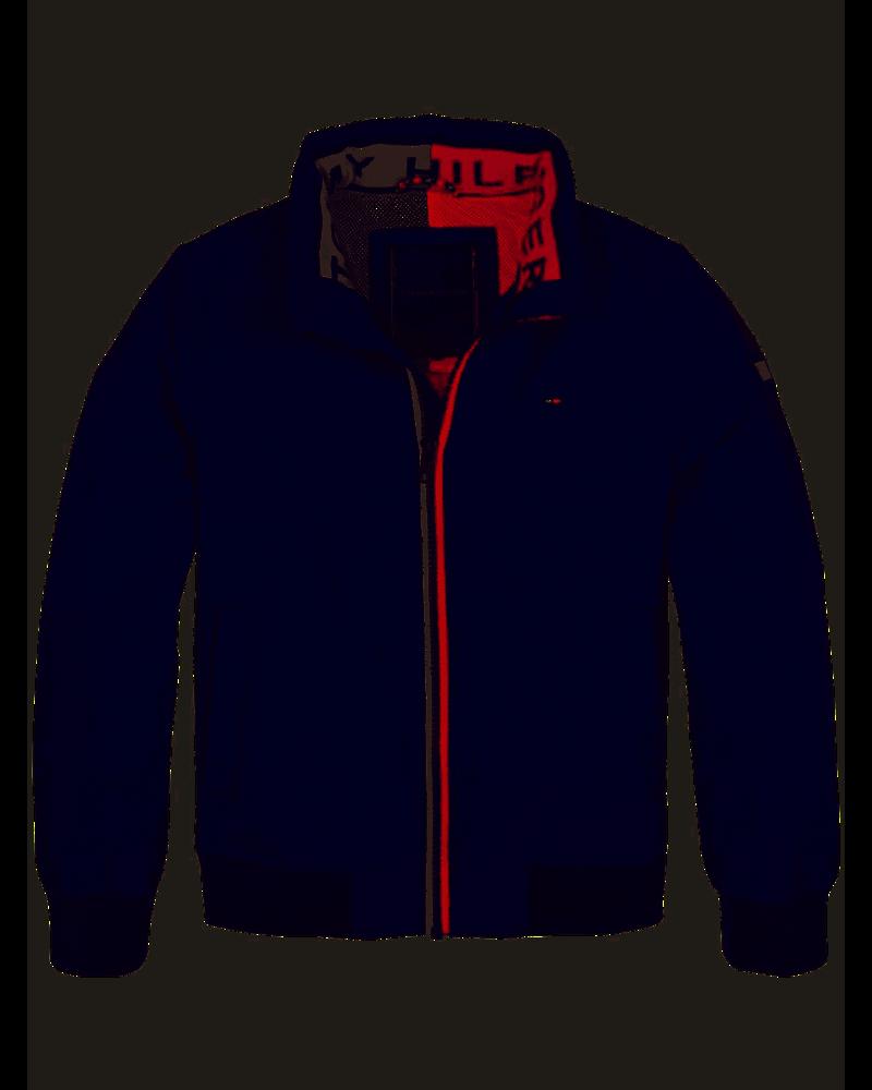 Tommy Hilfiger Essential jacket blauw