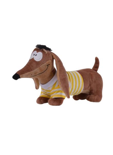 Woody !!!!! KORTING !!!!!!!!!!Woody reuze knuffel hond 1Meter