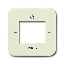 Busch-Jaeger centraalplaat tbv digitale radio Standaard SI (8252-212)