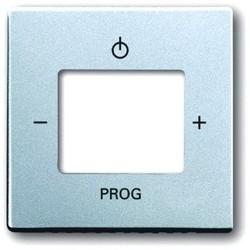 Busch-Jaeger centraalplaat voor radio aluzilver mat (8252-83)