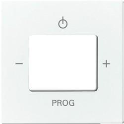 Busch-Jaeger centraalplaat voor radio studiowit glans (8252-84)