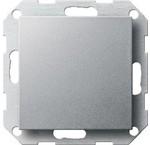 drukvlakschakelaars aluminium (mat)