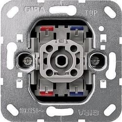 GIRA schakelaar 2-polig controleverlichting (011200)