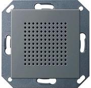 GIRA luidspreker inbouwradio RDS Systeem 55 Edelstaal (2282600)