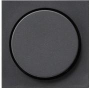 GIRA dimmerknop draaidimmer Systeem 55 antraciet mat (065028)