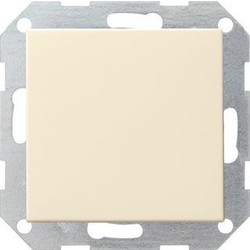 GIRA drukvlakschakelaar wisselschakelaar Systeem 55 creme glans (012601)